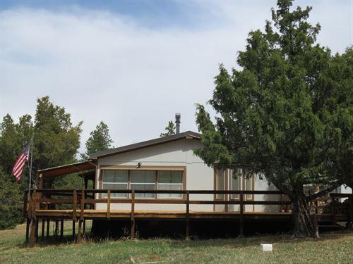 Country Mountain Homes Acreage : Chama : Rio Arriba County : New Mexico