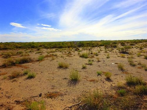 Need Space 26.51 Acres Desert Land : Deming : Luna County : New Mexico