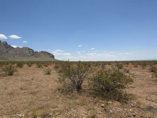 1/2 Acre Base Florida Mountains : Deming : Luna County : New Mexico