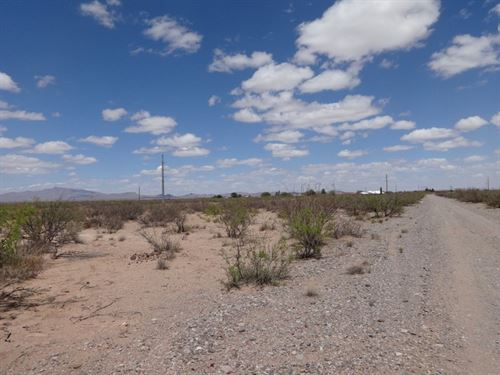 Land For Sale in The Southwest : Deming : Luna County : New Mexico