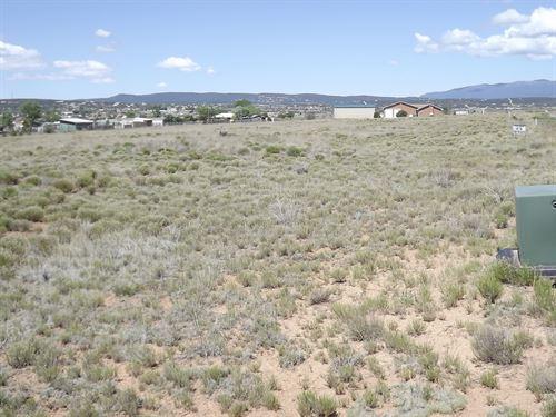 Edgewood NM Sandia Airpark 1.99 : Edgewood : Santa Fe County : New Mexico