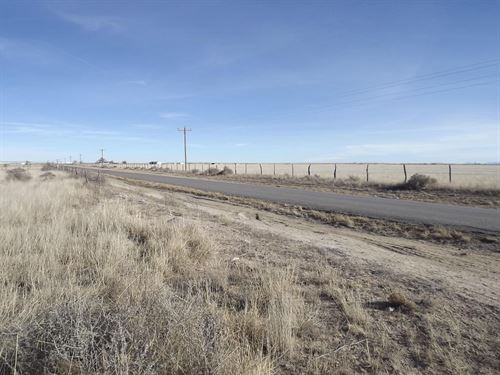 Estancia NM Residential Lot 1.25 Ac : Estancia : Torrance County : New Mexico