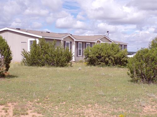 20 Acre Horse Property Central New : Estancia : Torrance County : New Mexico