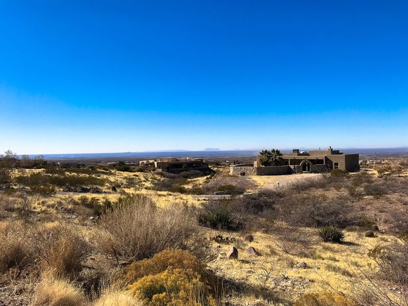 Residential Lot Soledad Canyon Area : Las Cruces : Dona Ana County : New Mexico
