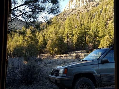 Land West Chama Great Remote : Monero : Rio Arriba County : New Mexico
