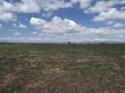 Country Home Site Vacant Land : Moriarty : Santa Fe County : New Mexico
