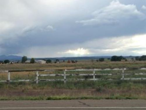 Central NM Vacant Land Residential : Moriarty : Torrance County : New Mexico