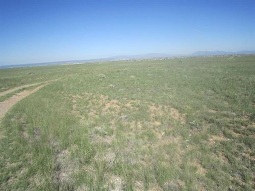 Vacant Land Home Site Moriarty New : Moriarty : Torrance County : New Mexico