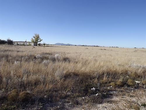 NM Manufactured Home Lot Moriarty : Moriarty : Torrance County : New Mexico