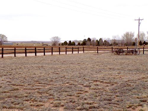 15 Acres Near Moriarty NM Acreage : Moriarty : Torrance County : New Mexico