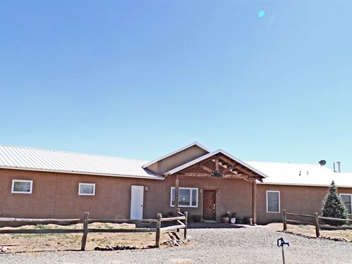 Horse Property New Moriarty NM 40 : Moriarty : Torrance County : New Mexico