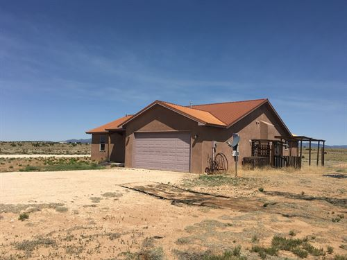 Country Home Acreage Central NM : Mountainair : Torrance County : New Mexico