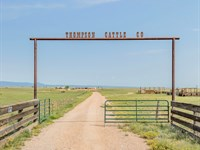 NM Equine & Cattle Ranch 296 Ac : Mountainair : Torrance County : New Mexico