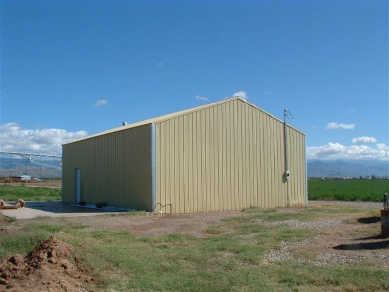 Farm, Ranch, Irrigation New Mexico : Tularosa : Otero County : New Mexico