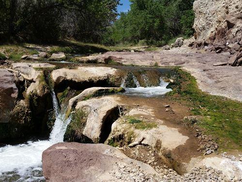 Hobby Ranch Ruidoso, New Mexico : Tularosa : Otero County : New Mexico