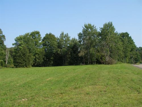 Ready To Build, Camp Or Just Enjoy : Afton : Broome County : New York