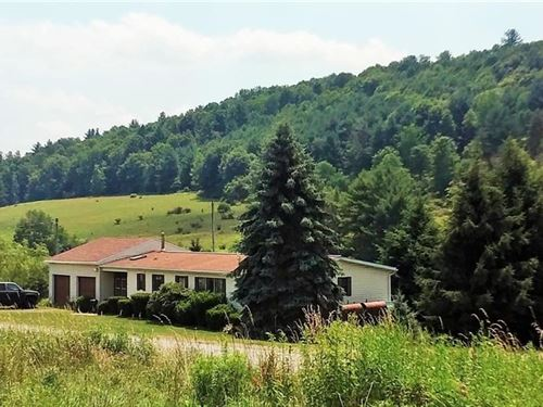 Beautiful 1,456 Sq, Ft, Country : Bainbridge : Chenango County : New York