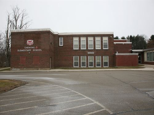 School Property Available 31,540 SF : Chemung : New York