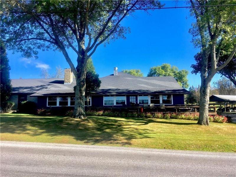 Knickerbocker 18 Hole Golf Course : Cincinnatus : Cortland County : New York
