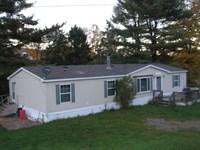 98 Open & Wooded Acres Manufactured : Deposit : Broome County : New York