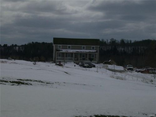 3,000 Sq, Ft, Country Home 20 : Edmeston : Otsego County : New York