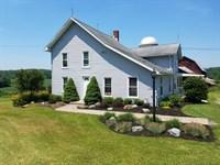 Family Farm Tioga County NY 144 : Owego : Tioga County : New York