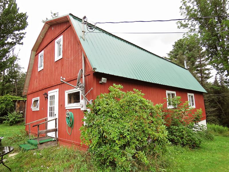 Secluded Country Home 46+ Wooded : Tioga : Tioga County : Pennsylvania