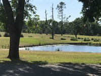 65 Acre Golf Course, Clubhouse : Fairfax : Allendale County : South Carolina