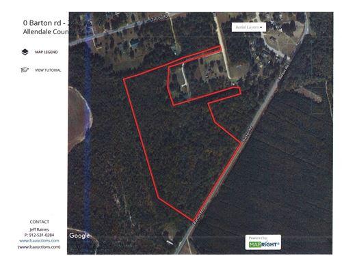 25 Acres Small Cypress Bay Fairfax : Fairfax : Allendale County : South Carolina