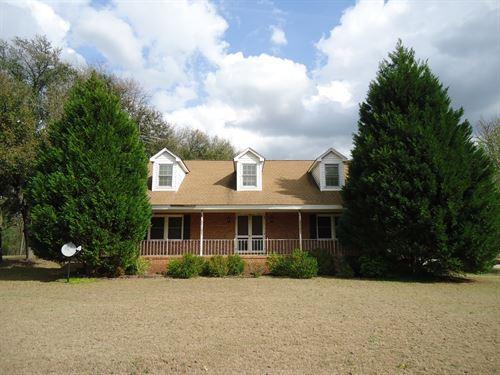 71.75 Acre Working Farm/Mini-Ranch : Swansea : Lexington County : South Carolina