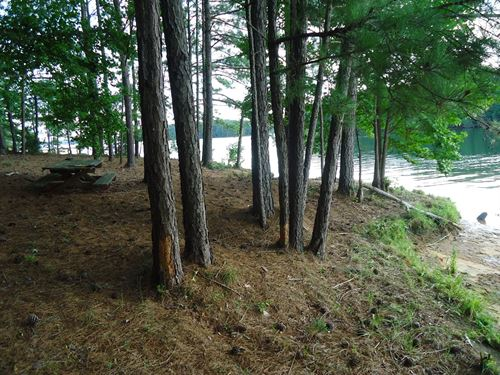 2.97 Acre Building Lot Lake : Blair : Fairfield County : South Carolina