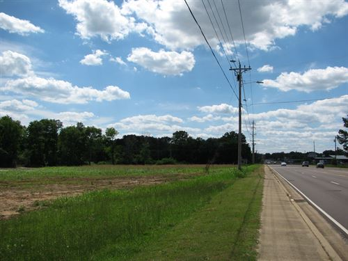 6 Acres Commercial Land Adamsville : Adamsville : McNairy County : Tennessee