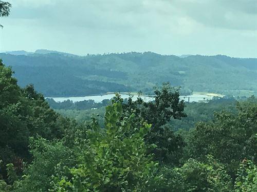 Beautiful Lot Overlooking Cherokee : Bean Station : Grainger County : Tennessee