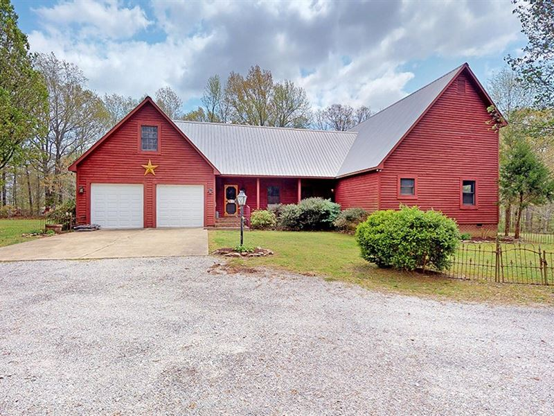 Primitive Home Place, Hobby Farm : Bradford : Gibson County : Tennessee