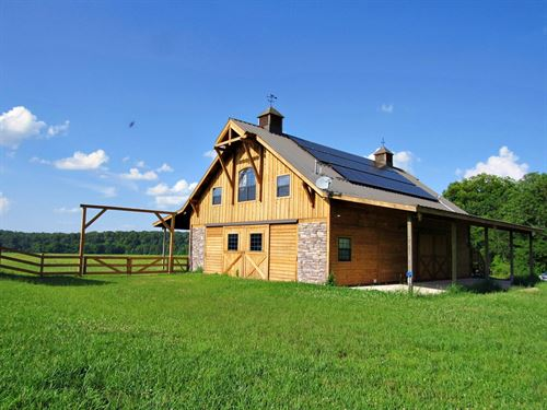 Self Sustainable Off Grid Buffalo : Clifton : Perry County : Tennessee