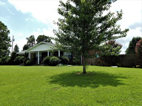 Tennessee Country Home, Farm, 55.6 : Collinwood : Wayne County : Tennessee