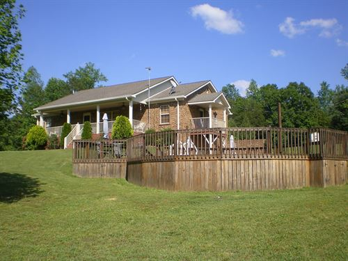5 Bedroom Tn Country Home, Pool : Finger : McNairy County : Tennessee