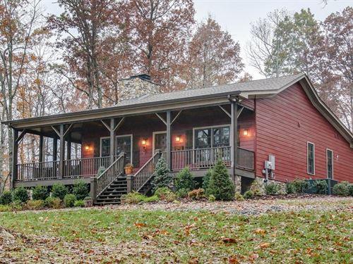 Custom Built Home Acreage Franklin : Franklin : Williamson County : Tennessee