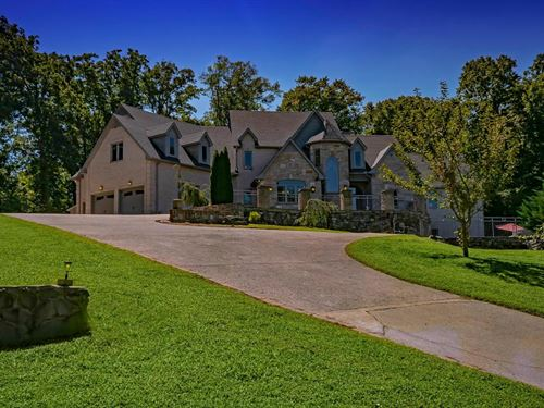 Perfect Franklin Tennessee Estate : Franklin : Williamson County : Tennessee