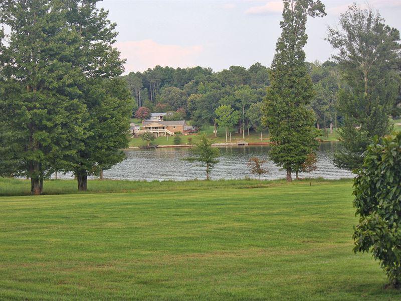 Pine Lake Waterview Lot Lexington : Lexington : Henderson County : Tennessee