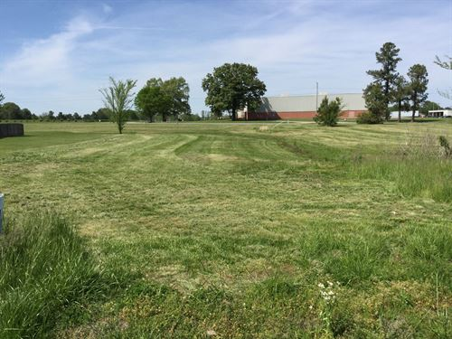 Great Building Lot South Milan, TN : Milan : Gibson County : Tennessee