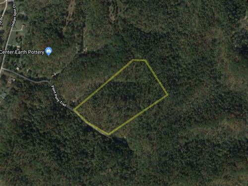 All Wooded, Private 22.5 Acres Off : Pegram : Cheatham County : Tennessee