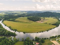 Tennessee Riverfront Farm Hawkins : Rogersville : Hawkins County : Tennessee