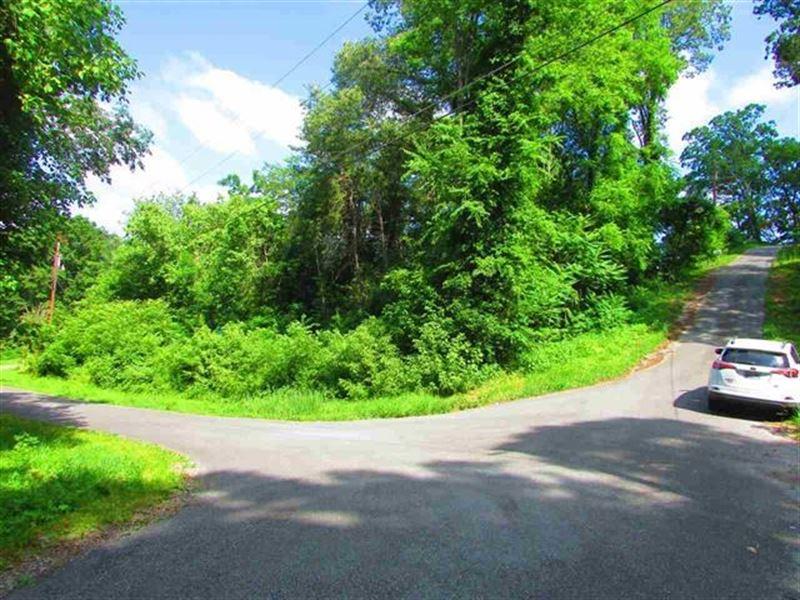 Corner Lot For Sale in Rutledge TN : Rutledge : Grainger County : Tennessee