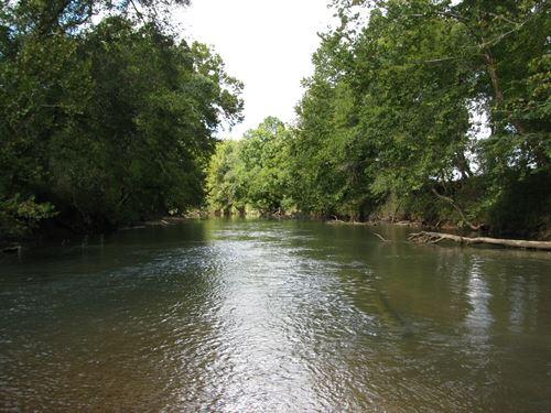 Waterfront Lot, Land Creek, Fishing : Savannah : Hardin County : Tennessee