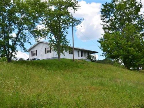 Lake View, Creeks, Pasture Seasonal : Tazewell : Claiborne County : Tennessee