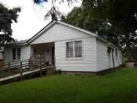 Tn Home, Fixer Upper 16.5 Acres : Waynesboro : Wayne County : Tennessee