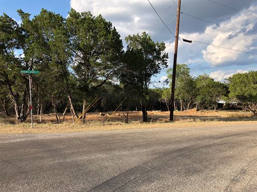 The Crossing -.58 Ac, Land : Boerne : Kendall County : Texas