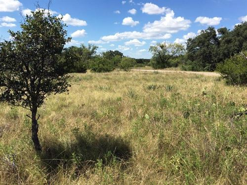 Residential Lot View Lake Brownwood : Brownwood : Brown County : Texas