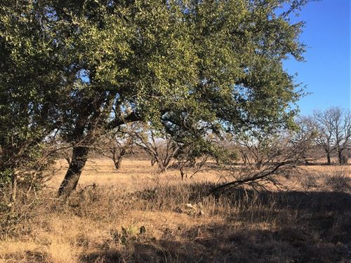 Residential Lot Near Lake Brownwood : Brownwood : Brown County : Texas